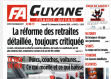 France-Guyane : coup de sifflet final