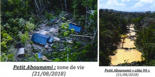 Trois militaires décèdent «accidentellement», selon le parquet, au cours d'une opération Harpie dans le sud-ouest-guyanais