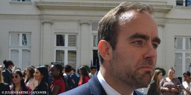 Remaniement ministériel: priorité à la crise sanitaire en Guyane