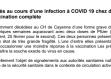 Deux personnes de 53 et 68 ans décédées d'une forme grave du Covid-19 à l'hôpital de Cayenne alors qu'elles avaient reçu leurs deux doses de vaccin Pfizer
