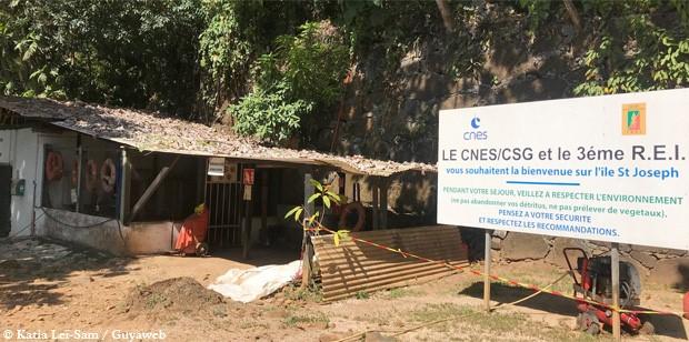 Ressortissant brésilien tué lors d'une opération Harpie : pourquoi le légionnaire suspecté du tir mortel a été libéré et placé entre les mains du 3ème REI sur l'île Saint-Joseph