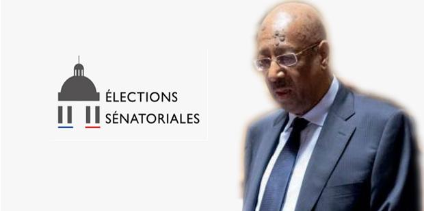 Sénatoriales : Georges Patient, réélu dès le 1er tour