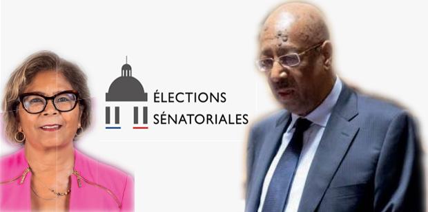Elue au deuxième tour, Marie-Laure Phinera Horth rejoint Georges Patient au Sénat