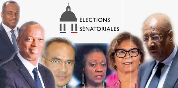 En Guyane, six candidats aux élections sénatoriales