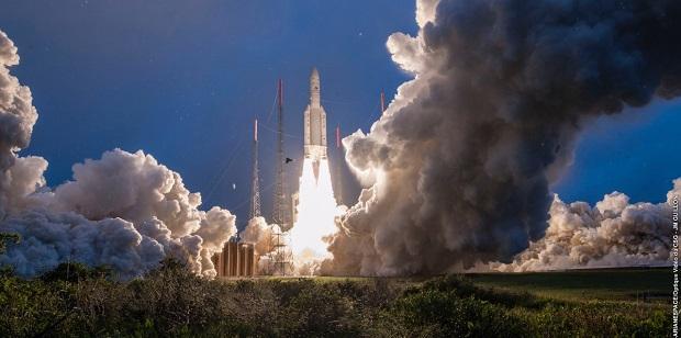 Ariane 5 : premier lancement de l'année 2020