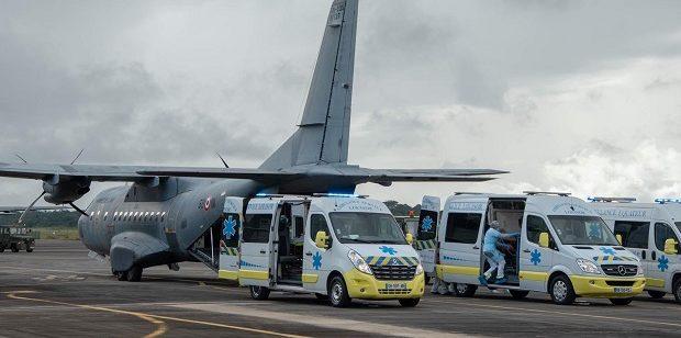 Un patient guyanais évacué en Martinique fin juin est mort samedi : ce qui porte à 45 le nombre de décès Covid reconnu par les autorités sanitaires