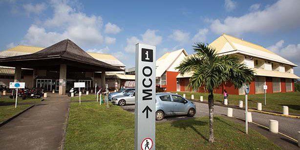 Un cas de tuberculose à l'hôpital de Cayenne